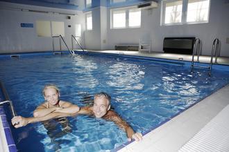 Seniorský pobyt-Lázeňský hotel MIRAMARE Luhačovice