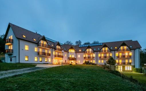 Cyklo / Běžko pobyt v Krušných horách na 2 noci-Pytloun Wellness Hotel Hasištejn 1149685973