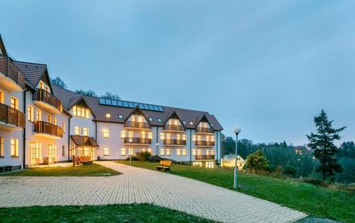 Cyklo / Běžko pobyt v Krušných horách na 2 noci-Pytloun Wellness Hotel Hasištejn 1149685975